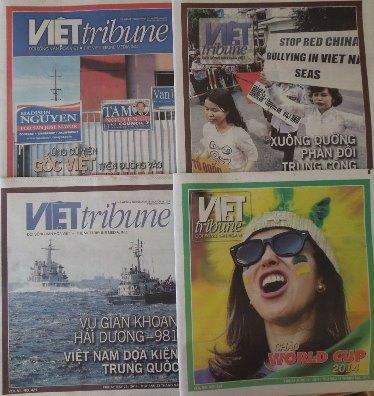 Tuần báo Việt Tribune